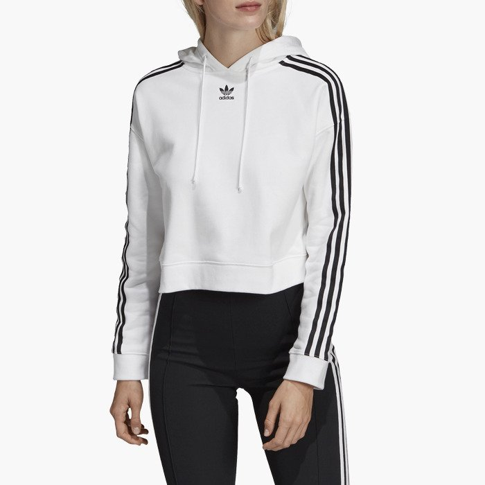 adidas Originals Cropped Hoodie DX2321