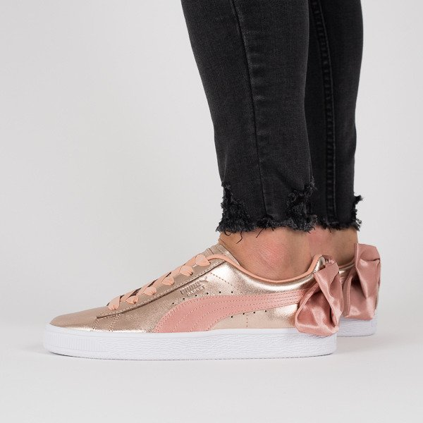 Puma Basket Bow Luxe Wns 367851 01