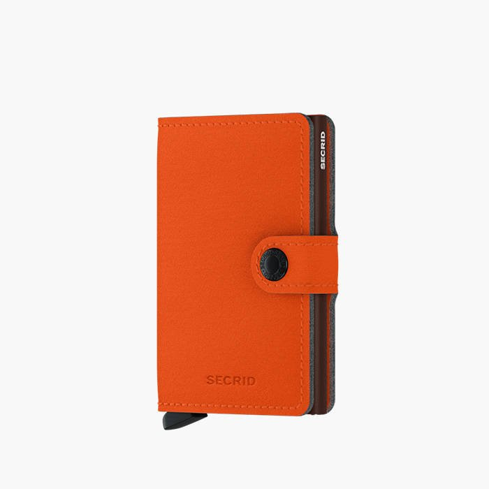 Secrid Miniwallet Yard MY-ORANGE