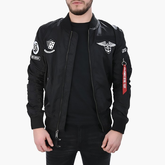 Alpha Industries MA-1 TT Patch SF 196102 03