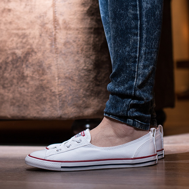 Converse Chuck Taylor All Star Ballet Lace Slip 549397C