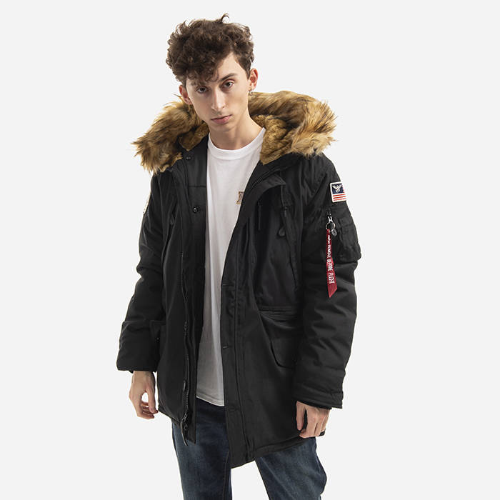 Alpha Industries Polar Jacket 123144 03