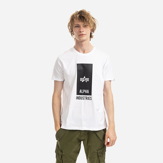 Alpha Industries Block Logo T 126547 09