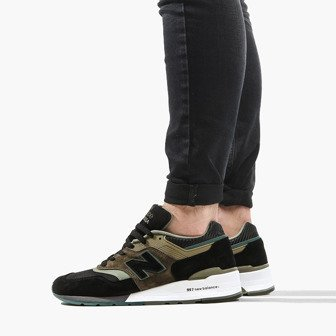 "New Balance Made in USA ""Military Pack"" M997PAA"