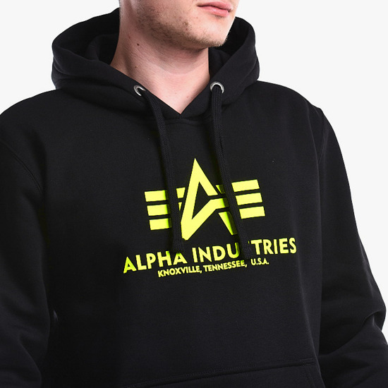 Alpha Industries Basic Hoodie 178312 478