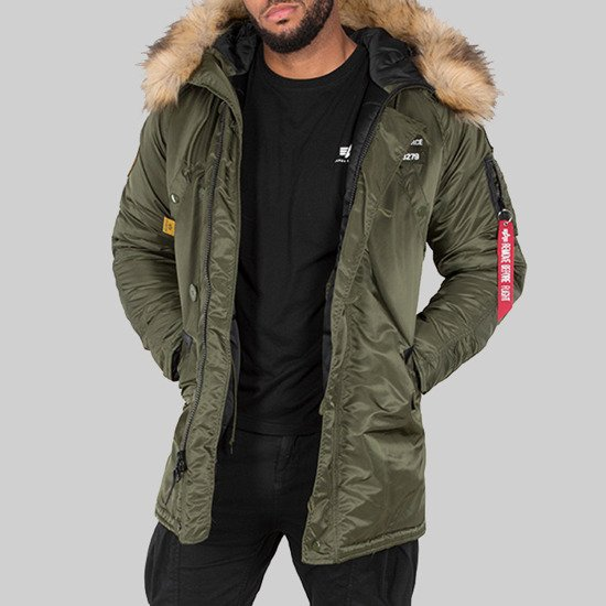 Alpha Industries N3B Airborne 188141 257