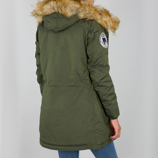 Alpha Industries Polar Jacket 123002 257