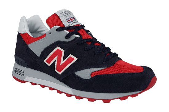 SNEAKER SHOES NEW BALANCE MADE IN UK M577SMR