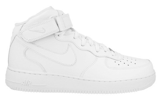 Sneakerși pentru bărbați SHOES NIKE AIR FORCE 1 MID 315123 111