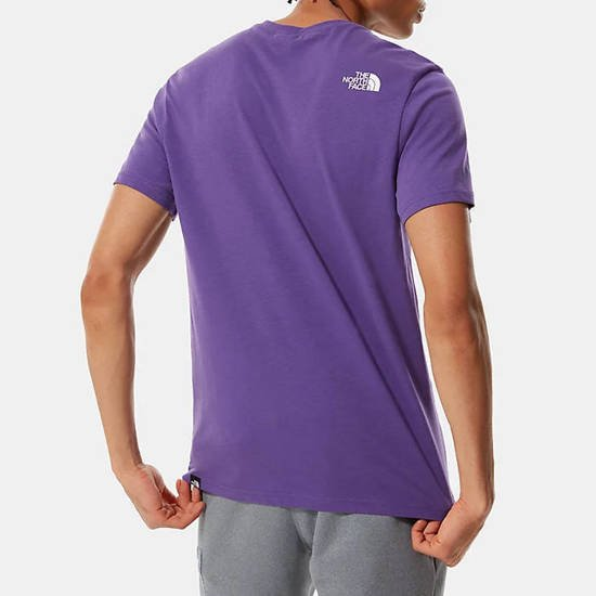 The North Face S/S Simple Dome Tee NF0A2TX5NL4