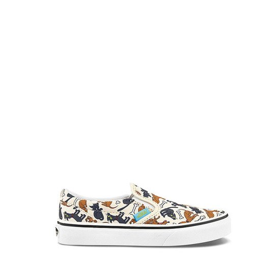 Vans x The Simpsons Classic Slip-On VN0A4BUT0JE