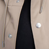 Rains Long Jacket 1202 BEIGE