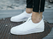 Sneakerși pentru bărbați adidas Originals Superstar Slipon BZ0111