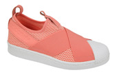 "Sneakerși pentru femei adidas Originals Superstar Slip-On ""Tacticle Rose"" BY2950"